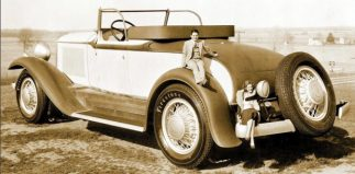 The Mammoth '31 Studebaker: Gone in a flash…
