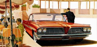 The Best Custom Material… 1961 Models.
