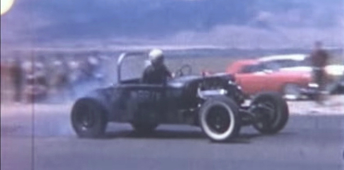 More Color Drag Racing Footage!