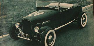 Don Ferrara 29 A Roadster Test