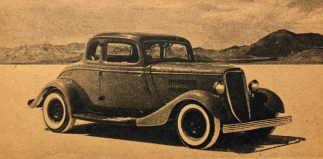The Story of the Dean Moon '34 Ford