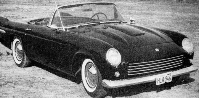 A.J. Lanier's '55 Thunderbird