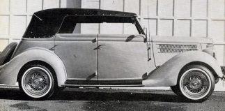 A Modern Antique '36