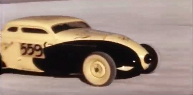 Color Film: Bonneville Highlights 1950-53