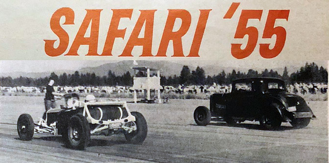 Drag Safari '55