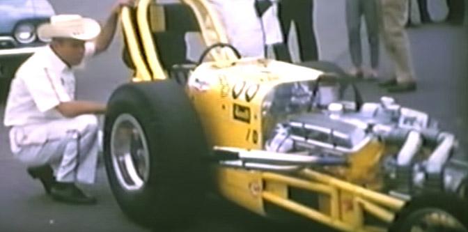 Drag Racing in the U.K. 1963 – 65