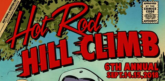 The Hot Rod Hillclimb