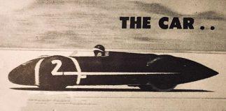 "So-Cal Streamliner: The First SCTA Bonneville ""Celebrity"" Car"