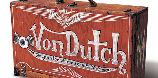 Von Dutch for Sale: The Brucker Auction.