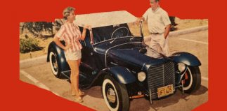 The DeForest '31 Roadster
