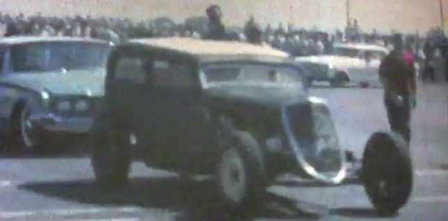 Home Movie Drag Race Footage: Can You Guess?