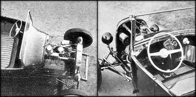 Bill Vogt's '29 Ford