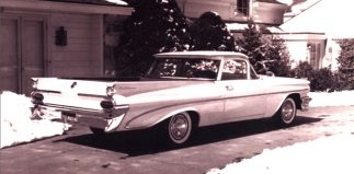 The Car That Never Was: 1959 Pontiac El Catalina