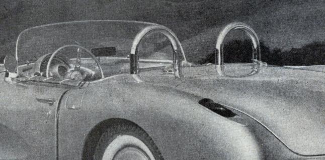 The Robert Clews Corvette