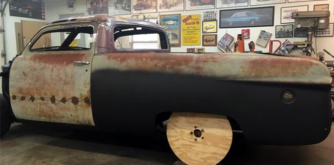 1949 Ford Ranchero