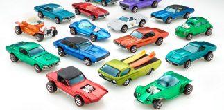 Happy 50th Birthday, Hot Wheels!