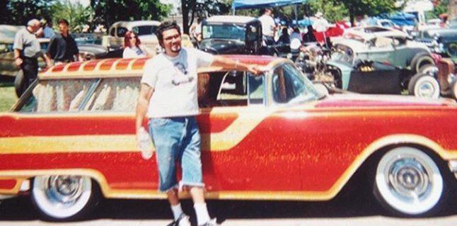 The Javier Mejia '55 Safari Wagon