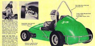 It's 1958: Quarter Midget or a Go Kart?