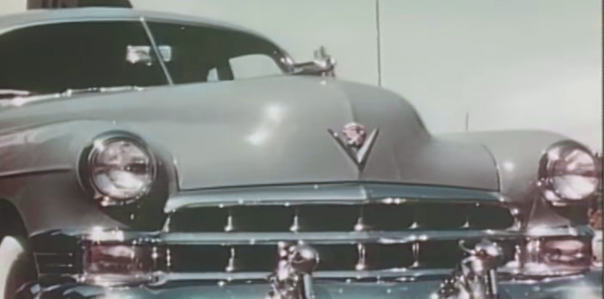 Automobile Styling for 1949