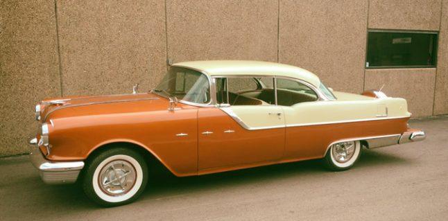 Featured Classified: 1955 Pontiac