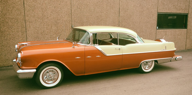 Featured Classified: 1955 Pontiac