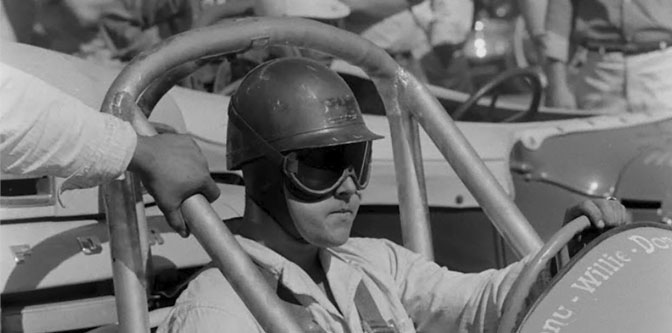 Santa Ana Drags 1957