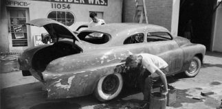 Barris Kustoms circa 1953