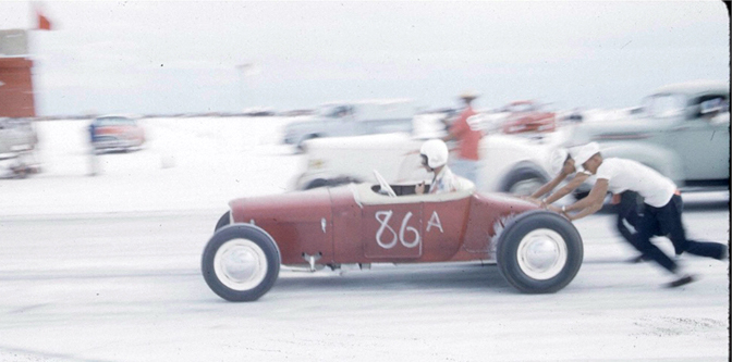 LIFE Images of Bonneville 1954 (PART II)