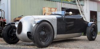 The Spurgin/Giovanine Inspired '25 Roadster