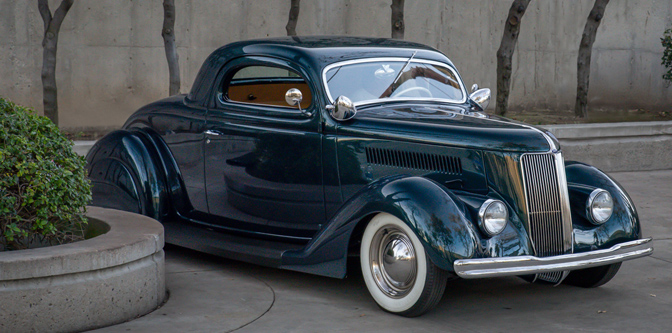 The Manuel Reyes '36 Coupe
