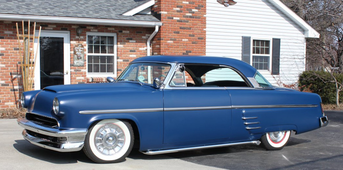 1954 Mercury Monterey: Featured Classified
