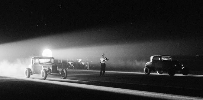 Mystery: The Night Drags of 1957