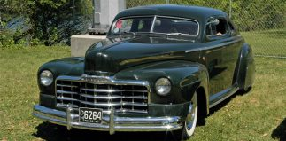 The David Guymon '47 Merc