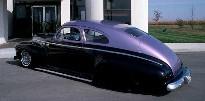The Lee Pratt 1941 Buick