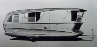 The Factory Custom of the Vintage Trailer World… Model X