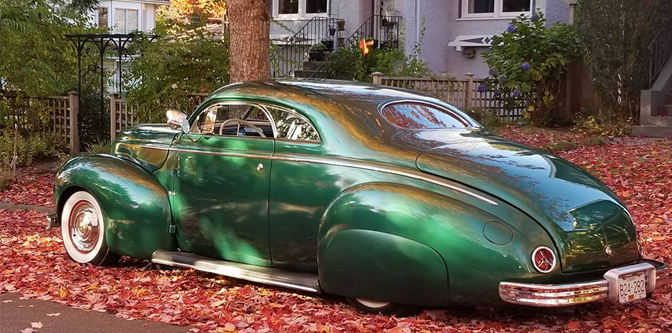 '40 Merc For Sale