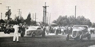 Racing Roadsters – Drag Racing in 1952