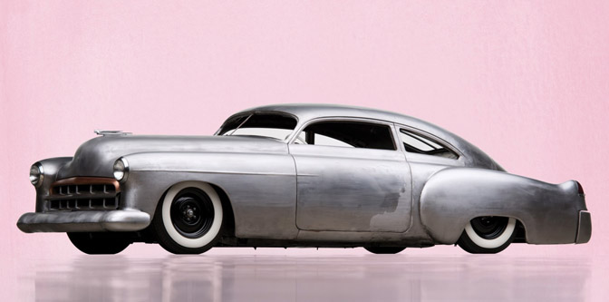 Where is it now? Austin Speed Shop '49 Cadillac