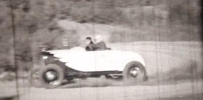 Pre War Racing on Pikes Peak!