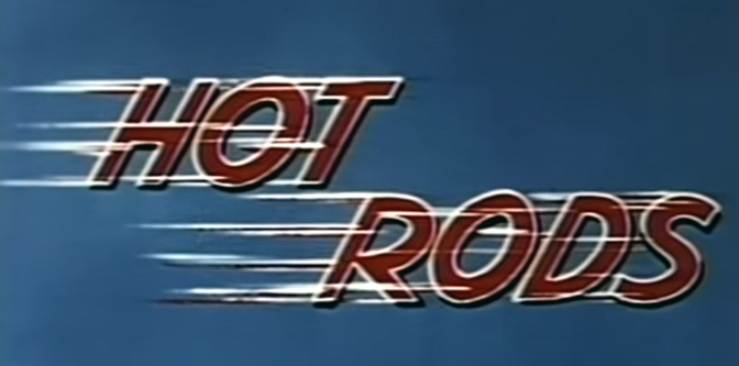 A Bad Wrap: Mighty Mouse 'Hot Rods' Cartoon