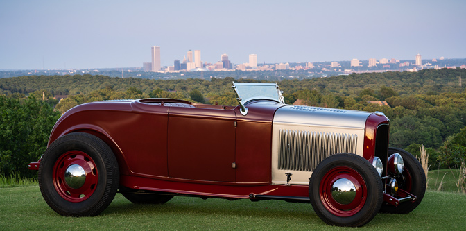 Photoshoot Road Trip: The McCullough Roadster