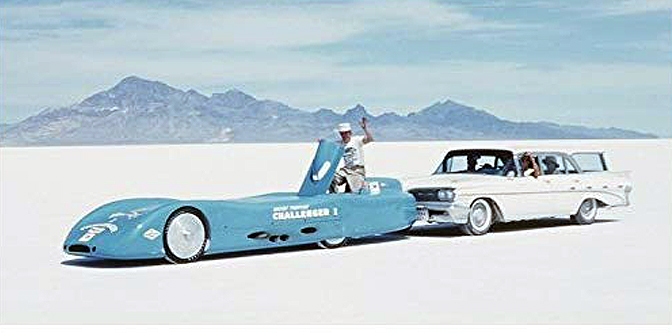 60th Anniversary of the Challenger I at Bonneville