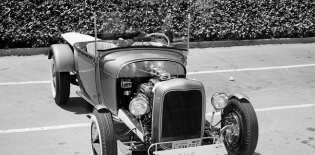 The Fred Johnson Roadster Pickup