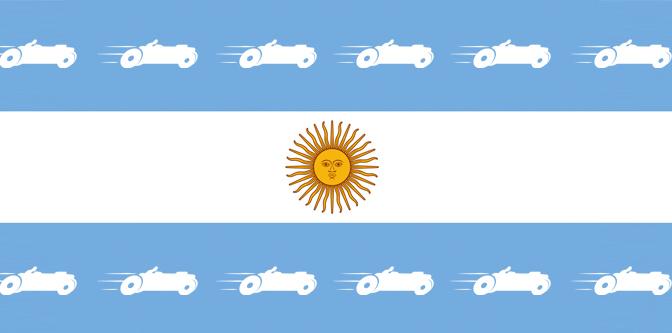 More Hot Rodding In Argentina…
