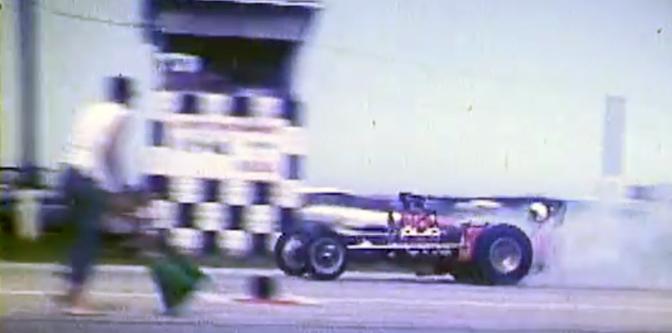 Houston, Texas Drag Racing circa 1961