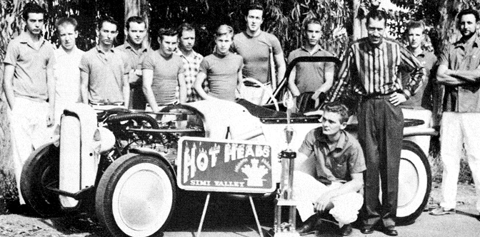 The Hot Heads Roadster