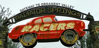 The Music of Radiator Springs Racers