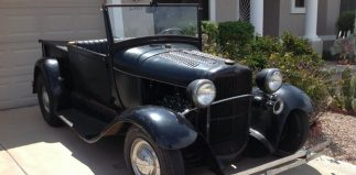 Featured Classified: 1929 A-V8 RPU