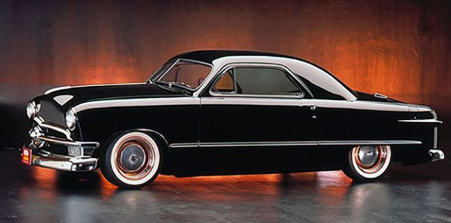 """Billy Gibbons' 1950 Ford """"Kopperhed"""""""