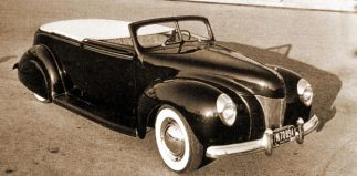 The Ray Vega 1938 Ford